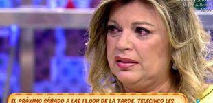 Post de Jorge Javier hace llorar a Terelu Campos tras la cancelación de '¡QTTF!'