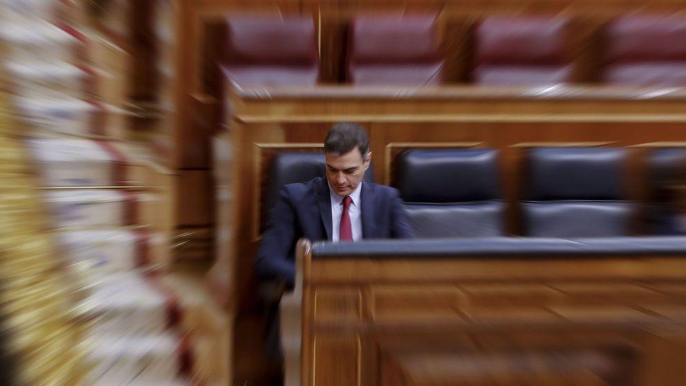 Casado sacude el fantasma de Zapatero a Sánchez: Del plan E al escudo social