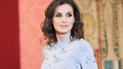 Doña Letizia viaja a Cáceres tras la visita frustrada del rey Felipe
