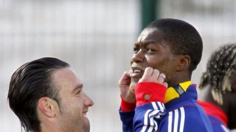 Cissé, detenido por intentar chantajear a Mathieu Valbuena con un vídeo erótico