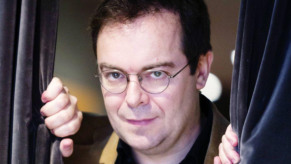 Javier Sierra, el Dan Brown español, se lleva los 600.000 euros del premio Planeta