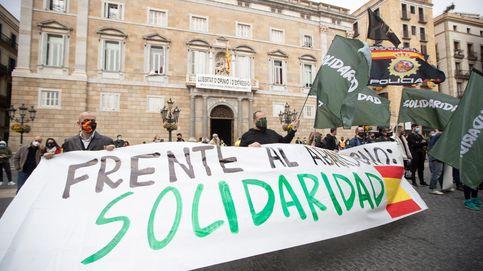 Cataluña empezará el lunes a vacunar con Moderna a guardias civiles y policías