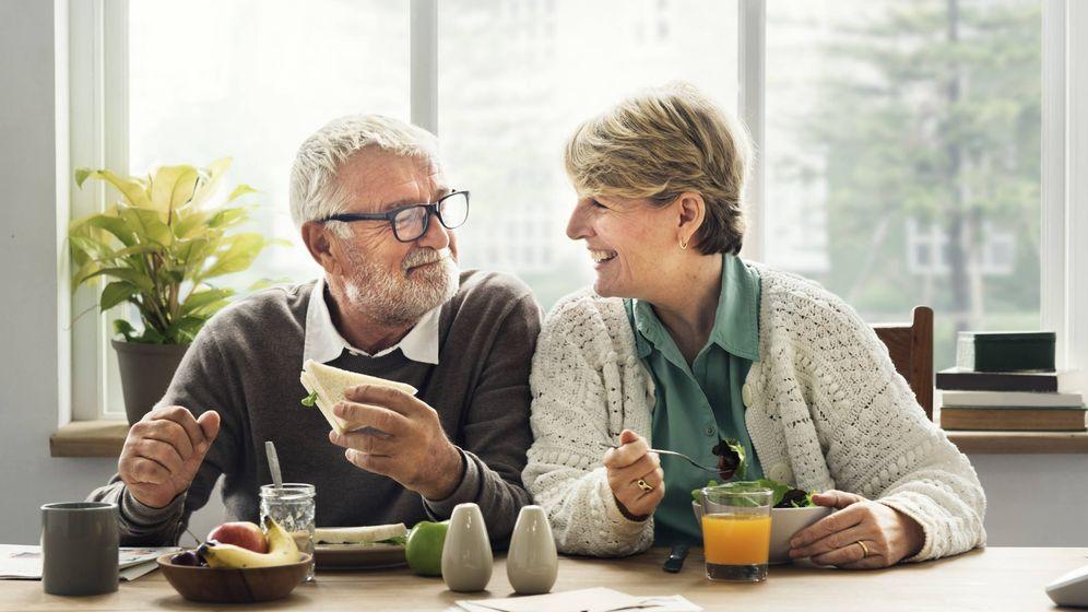 Foto: Alimentación y salud, siempre unidas. (iStock)