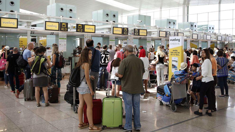 Vueling, Ryanair e Iberia: líderes de 2018 en reclamaciones de viajeros