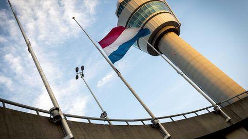 La policía dispara a un hombre armado con un cuchillo en el aeropuerto de Ámsterdam