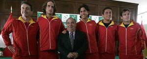 Cisma y ridículo en el tenis español