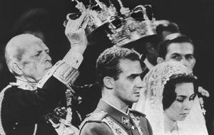 Así fue la coronación de los Reyes de España
