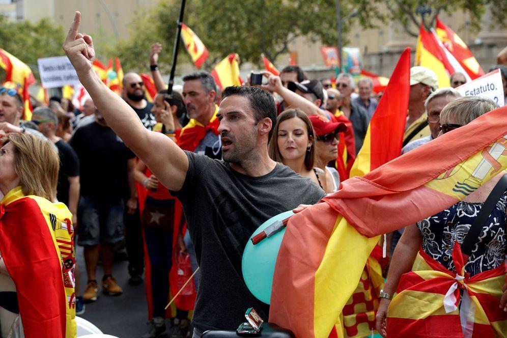Foto: En España hay extrema derecha, pero no dextropopulismo. (Toni Albir/Efe)