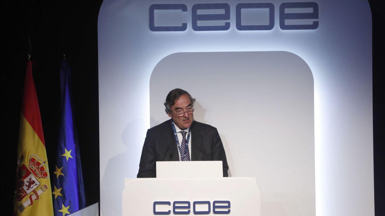 CEOE asume que las empresas financien con una tasa el Consejo de Relaciones Laborales
