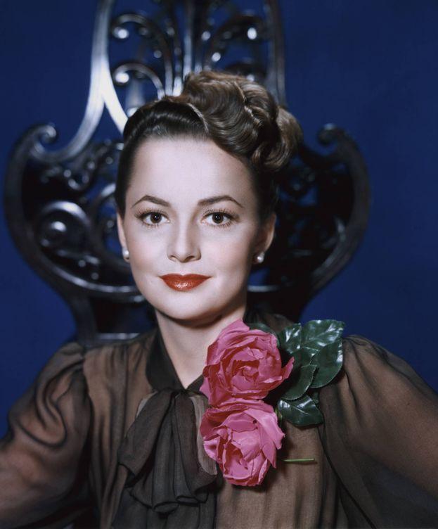 Foto: Olivia de Havilland, en una imagen de 1944. (CP)