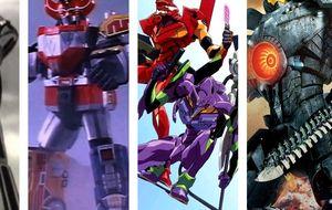 Los robots gigantes japoneses conquistan las pantallas