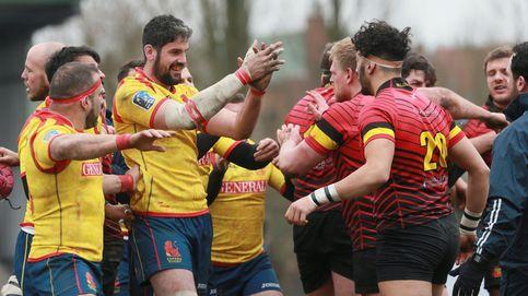 El Bélgica-España de rugby está sorprendentemente cerca de repetirse