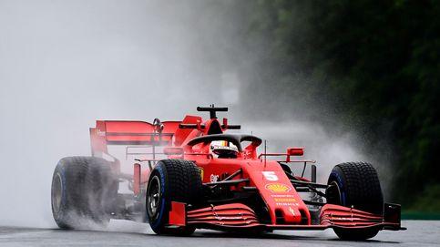 El motor Ferrari, motivo de una crisis que no tiene pinta de mejorar en Hungría