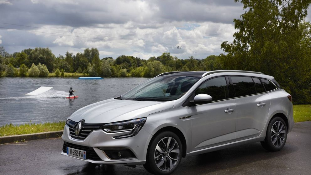 Renault Megane Sport Tourer, familiar con el máximo dinamismo