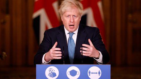 ¿Y ahora? Johnson tendrá que convencer al núcleo euroescéptico en Westminster