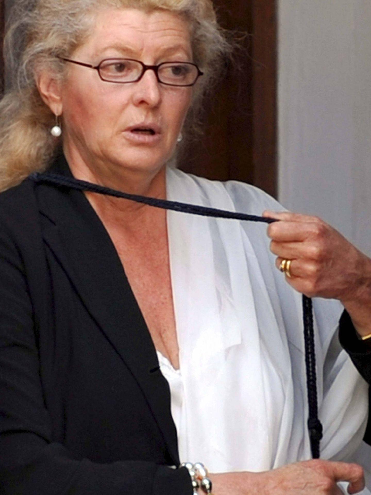Margherita Agnelli. (EFE)