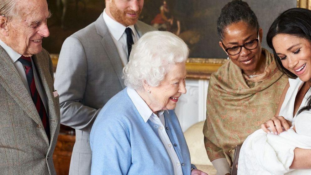 La rabieta de Felipe de Edimburgo por la que ahora Archie se apellida Mountbatten