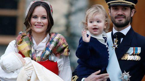 Alexander de Suecia, de dos años, adelantará a Leonor (12) en tener agenda oficial