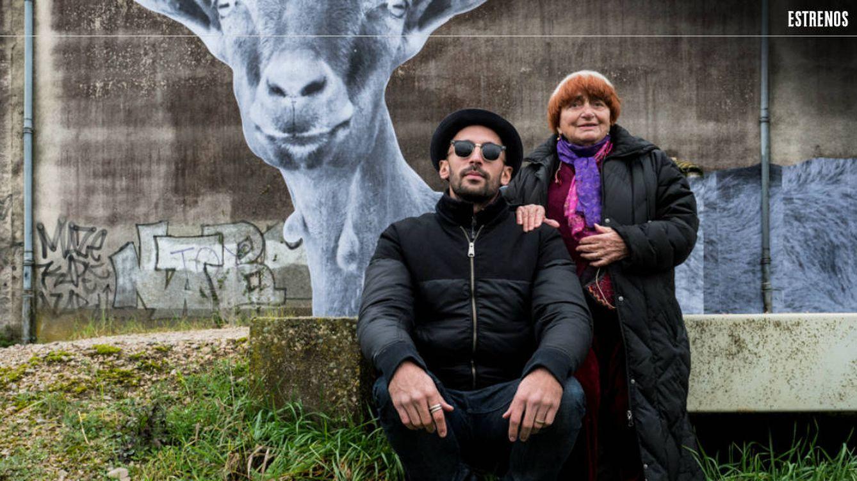 'Caras y lugares': una pareja atípica a la caza de rostros