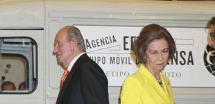 Post de Don Juan Carlos y Doña Sofía celebran sus bodas de esmeralda por separado