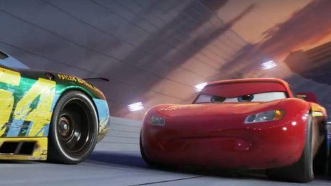 Tráiler de 'Cars 3': Rayo McQueen vuelve para enfrentarse al novato Storm