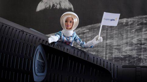 Barbie anima a las niñas a ser astronautas