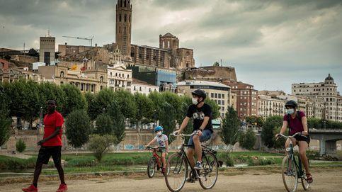 El Govern admite transmisión comunitaria en L'Hospitalet y Lleida sigue sin respuesta