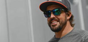 Post de Las dos caras de la moneda en el 2017 de Alonso y la esperanza en Honda