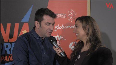 Arturo Valls: 'Ninja Warrior es arriesgado pero novedoso y eso me motiva