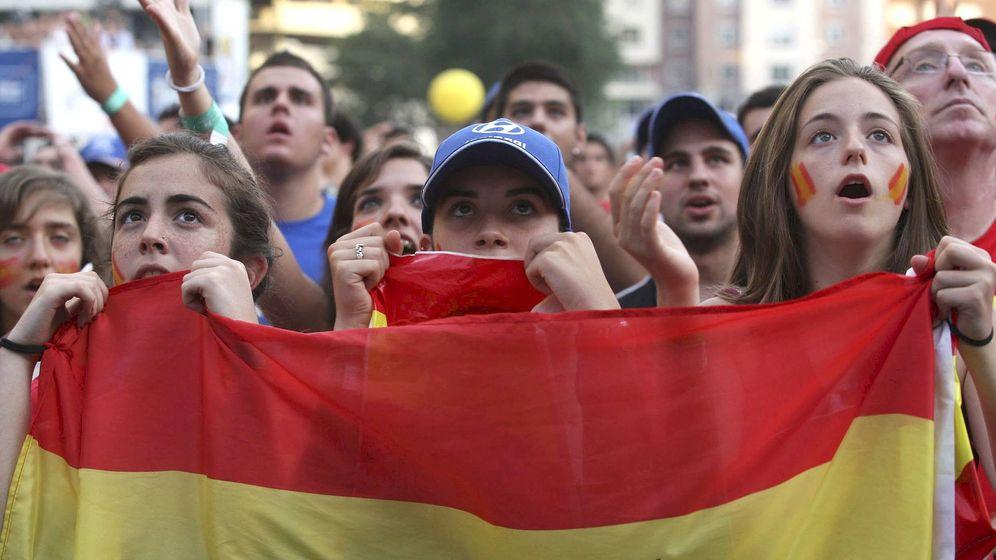 Foto: El Mundial es uno de esos eventos culturales que te permite sentirte parte de algo (EFE)