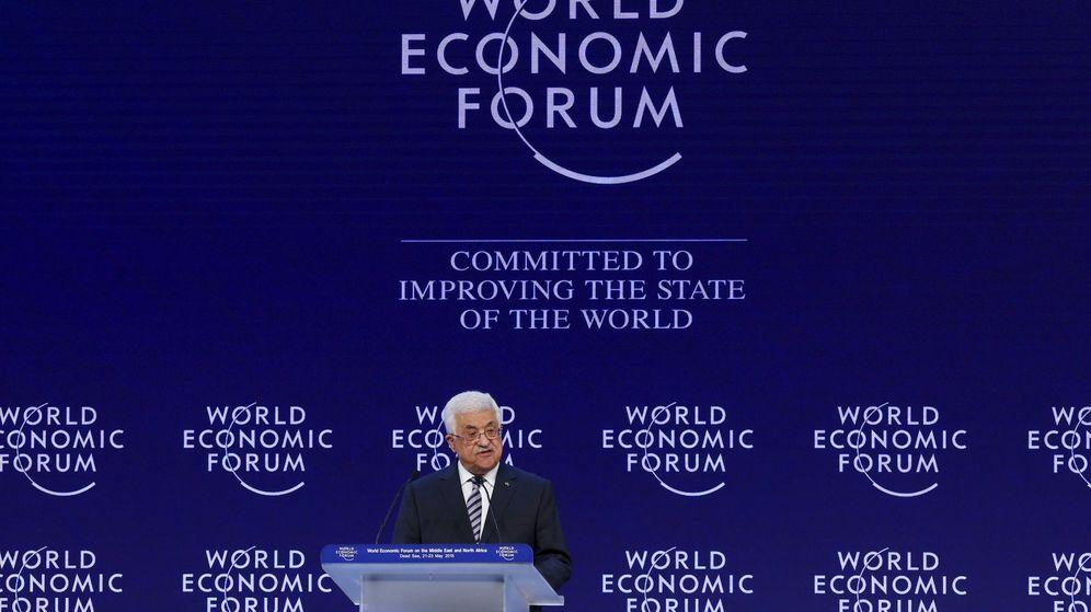 Foto: El presidente de Palestina en una imagen de archivo. (REUTERS)