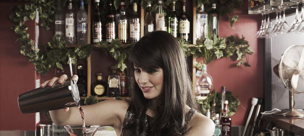 Foto: No quieres sacar de sus casillas a esta camarera, ¿verdad? (Corbis)
