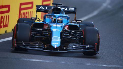 La calma de Fernando Alonso entre la sobreexcitación de los pilotos 'revoltosos'