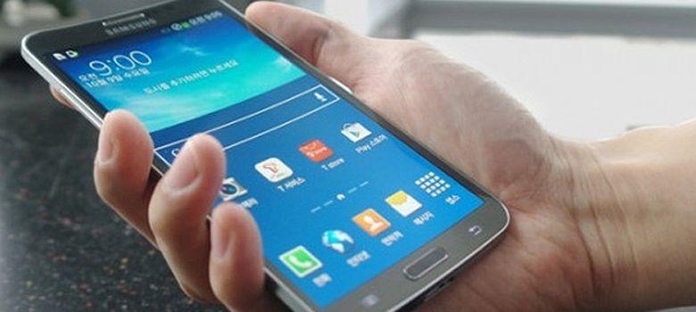 Foto: Samsung lanza Galaxy Round, el primer 'smartphone' con pantalla curva
