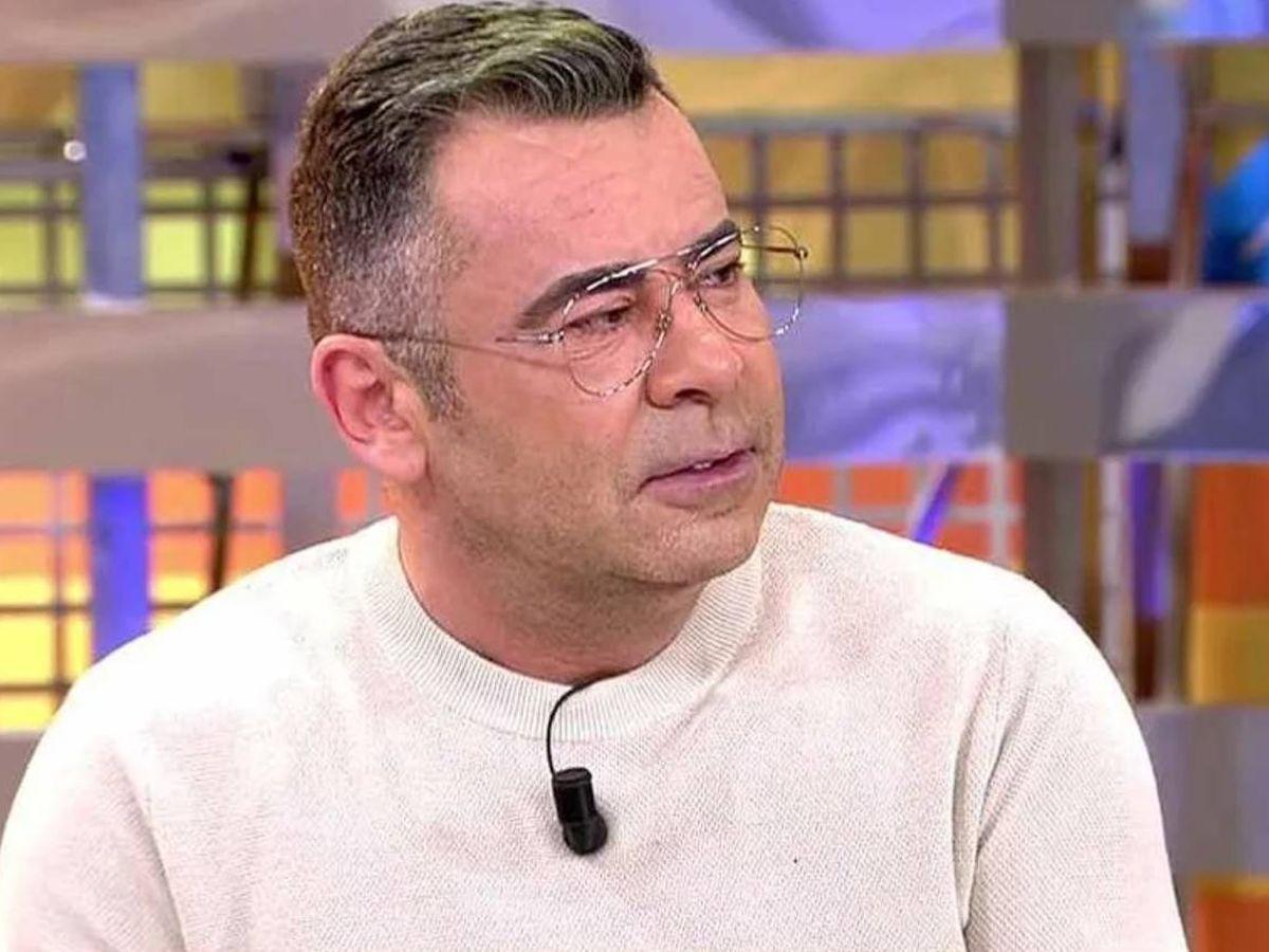Foto: Jorge Javier, presentador de 'Sálvame'. (Mediaset España)