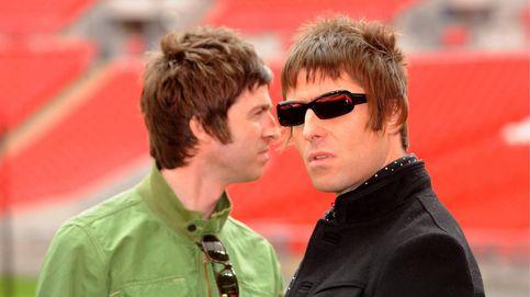 Liam y Noel Gallagher (Oasis) entierran el hacha de guerra tras 25 años de odio