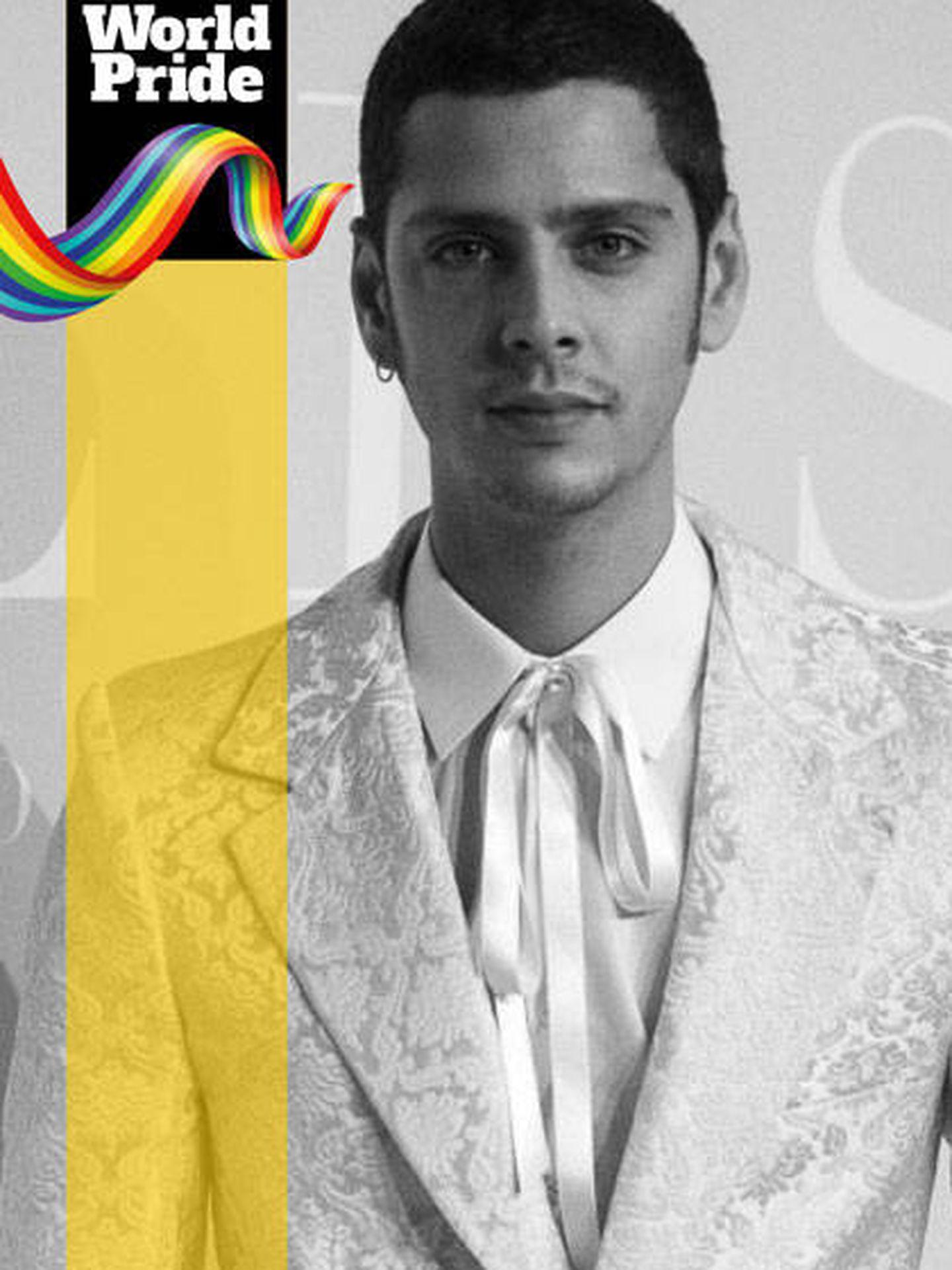 Orgullo LGTBI 2017: Eduardo Casanova.