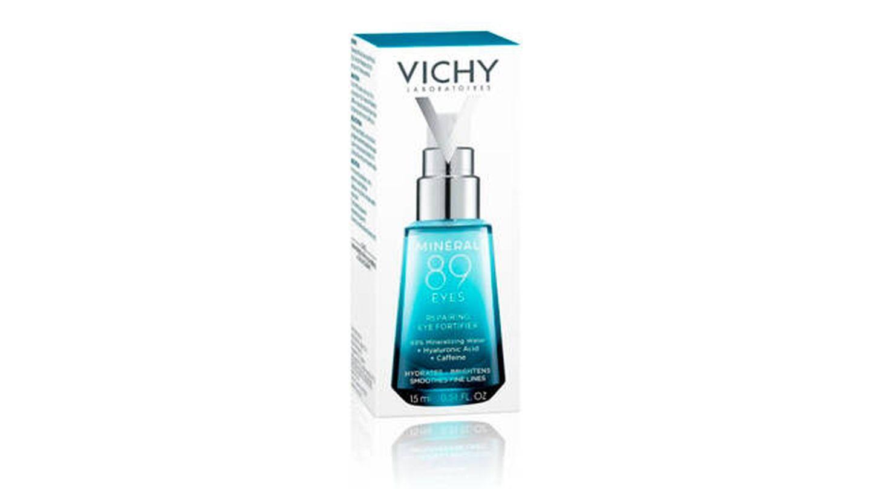 Vichy Minéral 89 reparador fortificante de ojos 15 ml