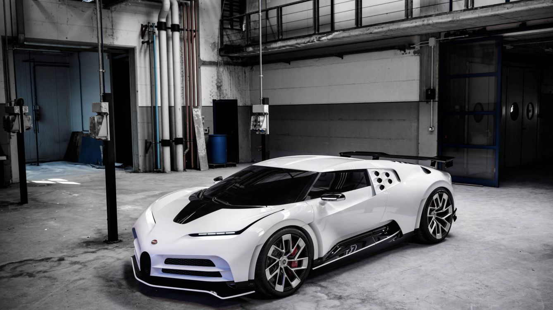 Bugatti Centodieci, el superdeportivo extremo  de 1.600 CV y 8 millones de euros