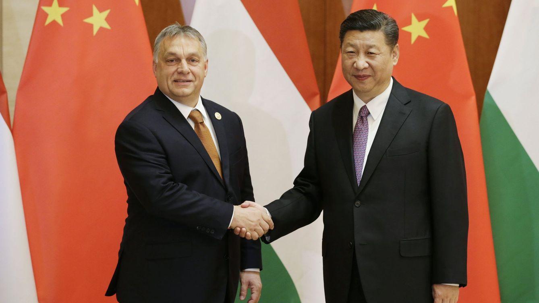 El 'paladín de la esencia europea' abre la gatera de la UE al dinero chino