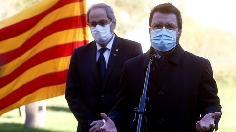 La 'pax política' catalana con la pandemia se muestra inútil para frenar el virus
