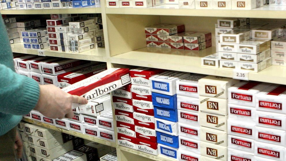 ¿Fumarías tabaco de marca blanca?