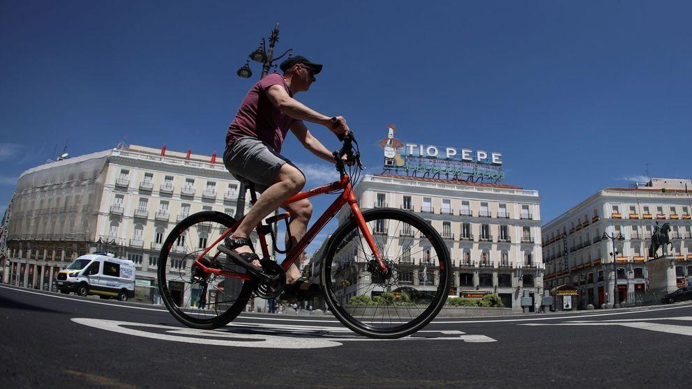 La DGT apuesta por que las bicicletas tomen las ciudades y pone a Wuhan como ejemplo