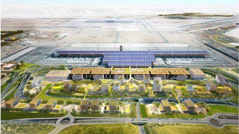 Aena prevé lanzar varias socimis con los suelos del plan inmobiliario de Barajas