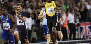 Post de Usain Bolt era tan humano que podía hasta lesionarse y perder