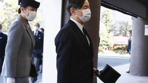 Naruhito y Masako acuden al homenaje por los diez años del desastre de Fukushima