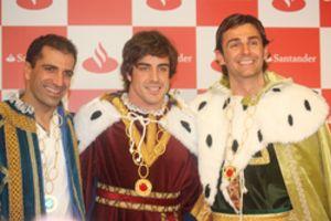 "Alonso: ""Me da igual"" que Alguersuari vaya a HRT"
