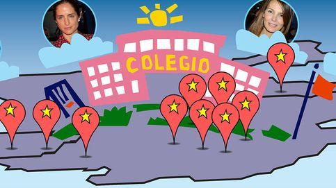 Estos son los colegios donde estudian los hijos de la jet set de Madrid