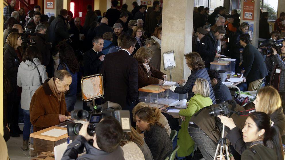 Repetir las generales costaría unos 130 millones de euros (más las campañas)