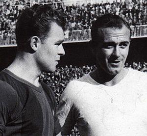 El arte de 'robar' jugadores: el día que Kubala fue del Madrid y Di Stéfano del Barça